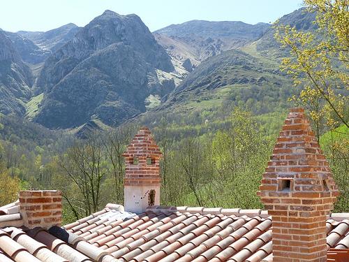 Tipos de casas rurales de Jascal