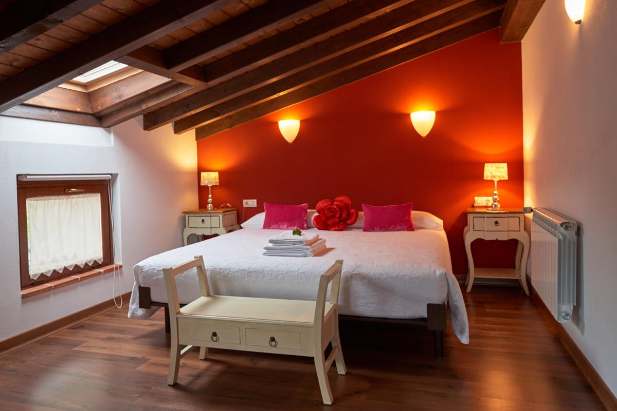 Casa Tierra room
