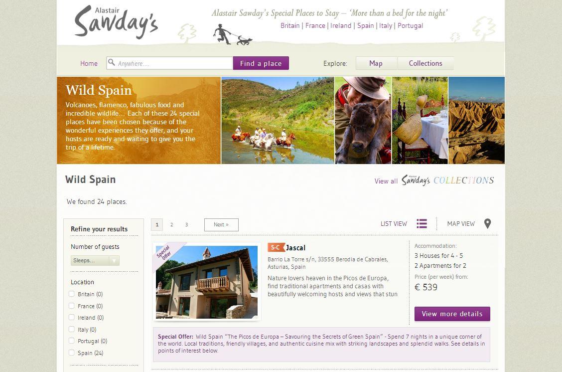 Wild Spain Sawdays - Jascal Asturias